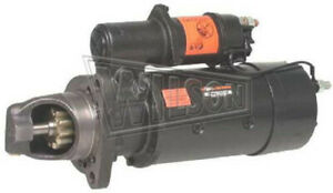 Remanufactured Starter  Wilson  91-01-4166