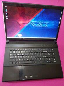 Sager Clevo P170HM laptop I7-2760qm 2.4-3.5Ghz 10GB 500GB SSD NVIDIA GTX 670M