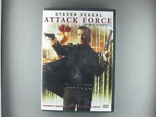 ATTACK FORCE DVD STEVEN SEAGAL