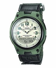AW-80V-3B Casio Men's Watches Sport Resin Band New