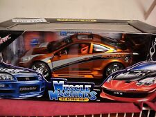 Funline Muscle Machines 2002 Acura RSX 1/18 scale 2003 NIB copper exterior