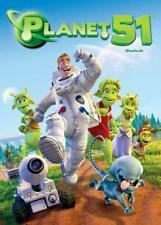 PLANET 51 NEW DVD
