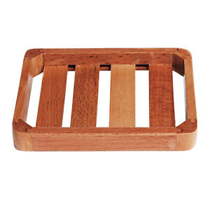 Outlaw Soaps Wood Soap Dish