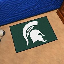 "Michigan State Spartans 19"" X 30"" Starter Area Rug Mat"