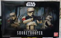 Star Wars Shoretrooper 1:12 Bandai 210511 neu 2018