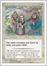 Magic The Gathering MTG Peach Garden Oath Three Kingdoms Trading Card LP