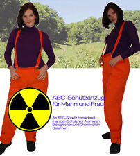 NUCLEAR RADIATION? GET AN ABC-SAFETY-SUIT OUTDOORANZUG BUNDESWEHR MILITARY