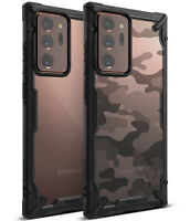 For Samsung Galaxy Note 20 / Note 20 Ultra Case | Ringke [FUSION-X] Rugged Cover