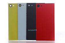Battery Back Cover Glass Door Case For Sony Xperia Z5 Compact Mini E5803 E5823