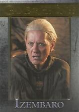 """Game of Thrones Season 6: No. 98 """"Izembaro"""" GOLD Parallel Base Card #146/150"""