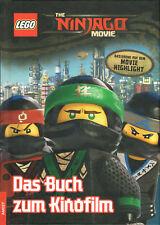 Lego Ninjago: Das Buch zum Kinofilm (The Ninjago Movie), Ameet Verlag, NEU