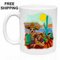 Chihuahua,  Birthday, Christmas Gift, White Mug 11 oz, Coffee/Tea