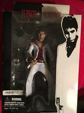 "Scarface Al Pacino The Player 10"" inch Action Figure Doll Mezco American Dream"