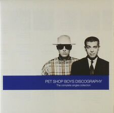 CD-Pet Shop Boys-Discography (The Complete Singles Collection) - #a1350