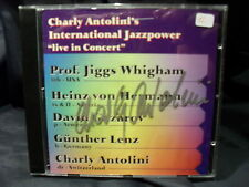 Charlie Antolini 's International jazzpower