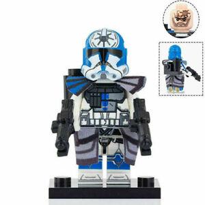 LEGO Star Wars Clone Wars Clone Trooper Dogma Custom Minifigure Body