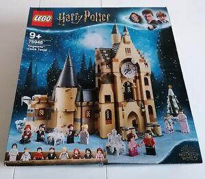 lego  HARRY POTTER 75948   la tour de l horloge    voir détails dans annonce