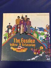 The Beatles Yellow Submarine vinyl record VG++ Apple SW-153