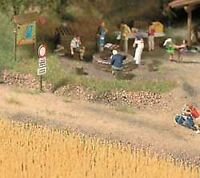 WALTHERS SCENEMASTER HO SCALE HARVEST WHEAT FIELD 949-1143