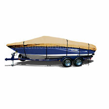 Bayliner 175 BR Bowrider Trailerable Jet Boat Cover Gold heavy duty
