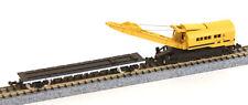 Tomix 2771 JNR Railway Crane Type SO80 (Yellow) (N scale)