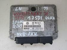 Steuergerät Motor VW Polo 6N1 1.7 SDI Bj. 97-99 038906013K