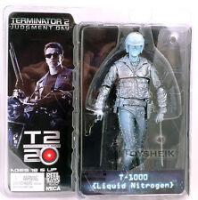Terminator s3 T-1000 Liguid Nitrogen figure Neca 421826