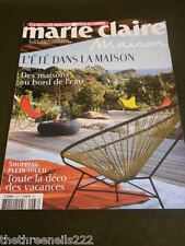FRENCH MARIE CLAIRE MAISON - SUMMER IN THE HOME - JULY 2010