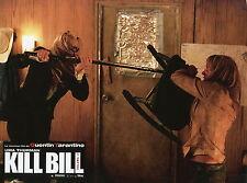 UMA THURMAN KILL BILL 2 2004 QUENTIN TARANTINO VINTAGE PHOTO LOBBY CARD #1