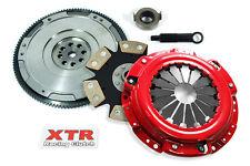 XTR STAGE 4 CLUTCH KIT& HD FLYWHEEL for 92-01 HONDA PRELUDE S Si SH SE 2.2L 2.3L