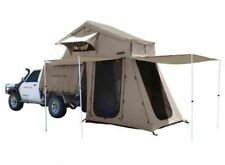 Darche T050801606 Panorama 2 Roof Top Tent with Annex - Khaki