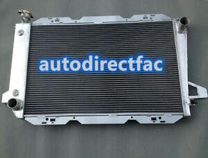 Aluminum Radiator for Ford F100 F150 F250 F350 Bronco V8 AT 1987-1997 87-97 3Cor