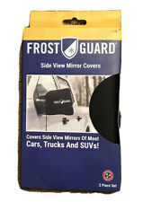 FROST GUARD..Side Mirror Cover Snow Protector Ice Guard.1 Pair..NEW
