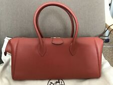Hermes Paris Bombay Epsom Leather Handbag