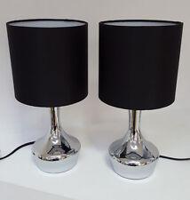 Lampes noir moderne en tissu pour la maison