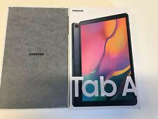 Samsung Galaxy Tab A (2019) 32GB, Wi-Fi, 10.1in - Black (Boxed & Sealed)