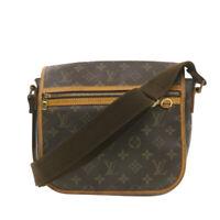LOUIS VUITTON Monogram Messenger Bosphore PM Shoulder Bag M40106 LV Auth 19909
