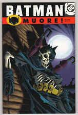 BATMAN: MUORE ! - prima parte - Play Press