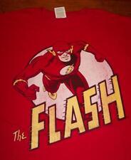 VINTAGE STYLE THE FLASH DC COMICS T-Shirt 2XL XXL NEW
