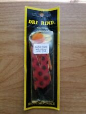 """Vintage Fred Arbogast Dri Rind Slo-Fall 3"""" Frogs/Trailers, package of 3"""