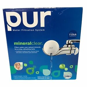 PUR Water Filtration System Model FM-9600B New Open Box