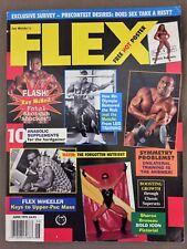 Flex Bodybuilding Magazine/June 1995/ SHARON BRUNEAU/FLEX WHEELER