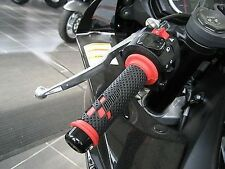 COPPIA RACING COMPETITION MotoGP MANIGLIE M. LOGO SUZUKI GSX-R 600 750 1000 New OVP