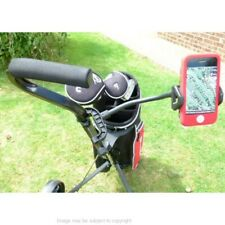 Golf Trolley Clamp Mount fits any Apple iPhone