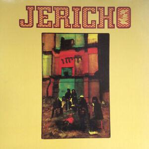 JERICHO Jericho יריחו (GOLD VINYL LP RSD 2020)