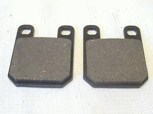 California Sidecar Brake Pads 2 Pin Style For Brembo F04 Caliper Champion Also