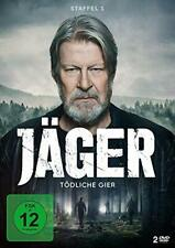 2 DVD-Box ° Jäger - tödliche Gier ° Staffel 1 ° NEU & OVP