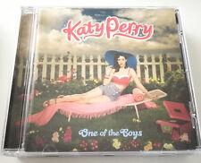 KATY PERRY - ONE OF THE BOYS CD ALBUM 2008 OTTIMO POP SPED GRATIS SU + ACQUISTI!