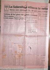 CALCIO SALERNITANA SCAFATESE NARDI LECCE DI GENNARO FOGGIA CROTONE PESAOLA DI E