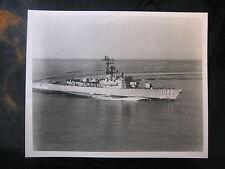 Vintage US Navy 8 x 10 Press Photo USS Koelsch DE-1049 Newport, RI 1967 703